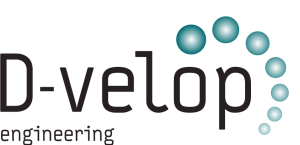 Project management, D-velop logo